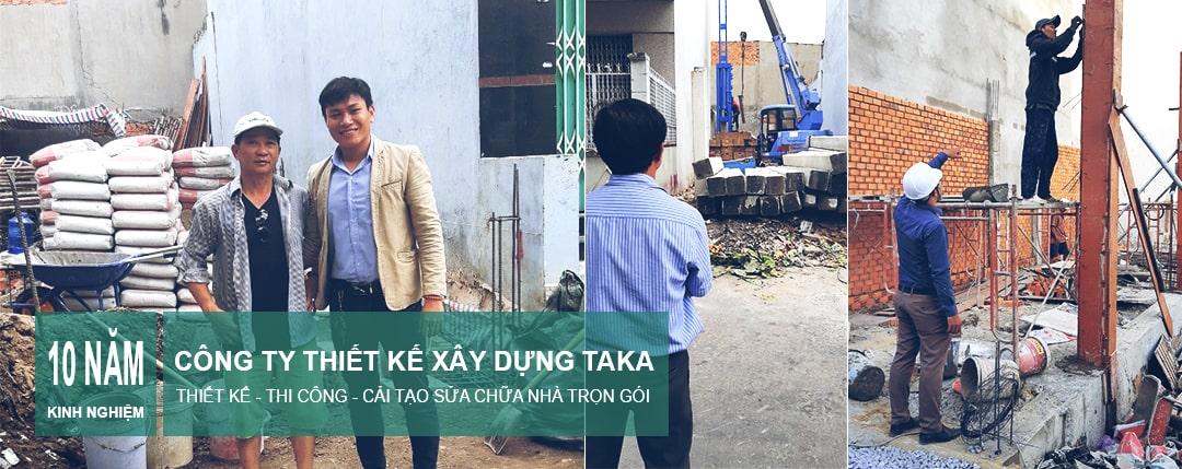 Công ty thiết kế xây dựng Taka - Uy tín Tp.HCM