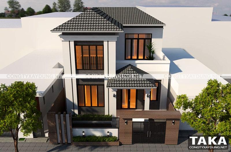 Dự toán chi phí xây nhà 3 tầng