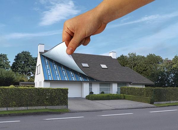 Thiết kế xây dựng chống nóng nhà hướng tây