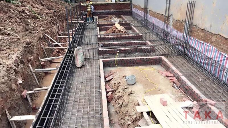 Các loại nền móng công trình nhà ở dân dụng