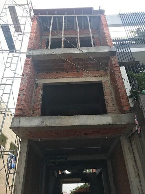 Chi phí xây dựng nhà sẽ phụ thuộc vào địa điểm và diện tích xây dựng
