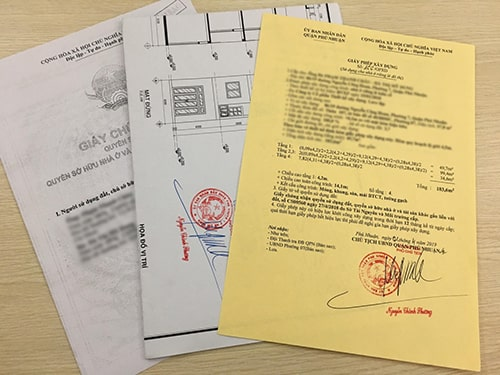 Thủ tục xin cấp giấy phép xây dựng Tp.HCM