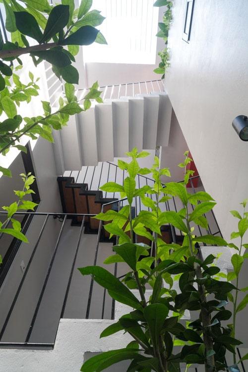 Mẫu nhà phố 3 tầng 4x13m đẹp