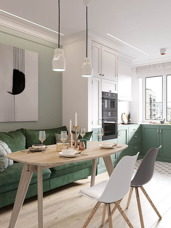 Phong cách thiết kế Scandinavian Bắc Âu