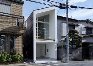 Thiết kế nhà diện tích nhỏ hẹp