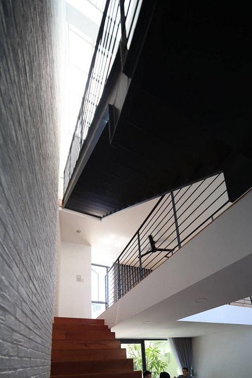 Thiết kế nhà ngang 5m dài 9m