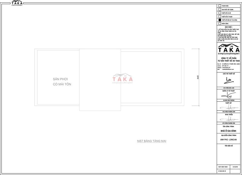 Bản vẽ mặt bằng Thiết kế nhà ống 4,5m x 12m kết hợp kinh doanh spa