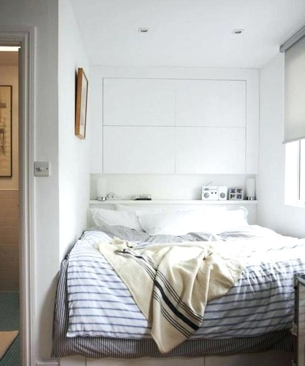 Thiết kế phòng ngủ nhỏ 6m2 - 10m2 đẹp