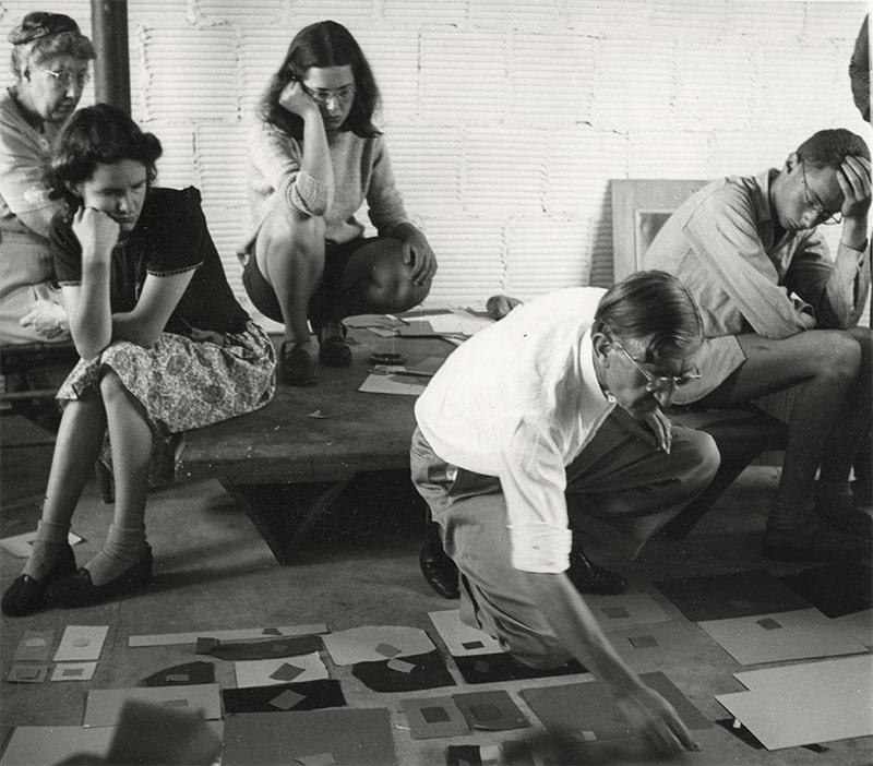 Lớp học Bauhaus