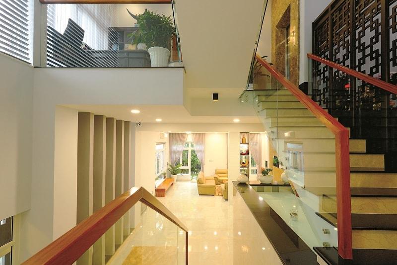 Mẫu nhà 3 tầng 7x15 hiện đại