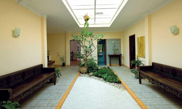 Không gian sống truyền thống dành cho gia chủ thích hoài niệm