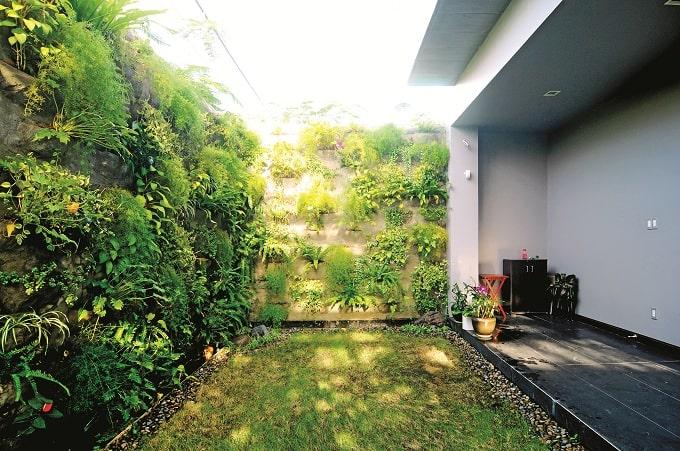Không gian nội thất tối giản