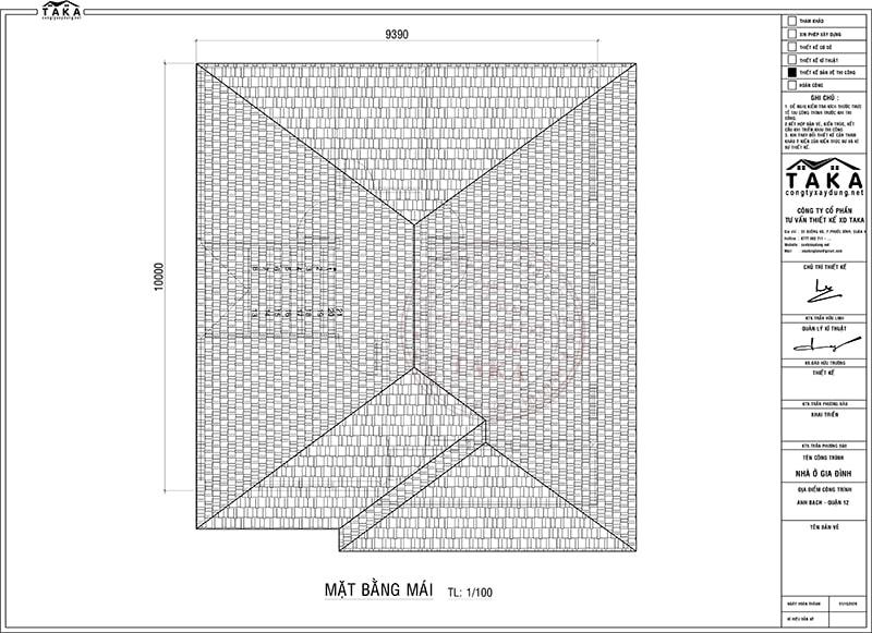 Biệt thự 9x10 1 trệt 1 lầu mái nhật tân cổ điển